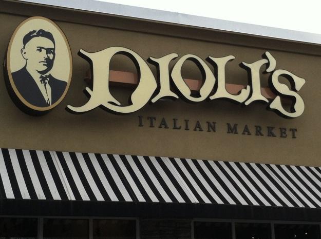 Dioli's Italian Market (front)