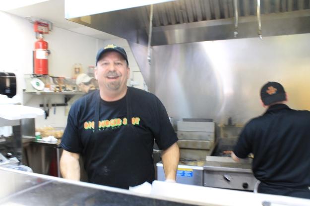 Guy Bradley, Owner--Big Burger Spot, Greensboro