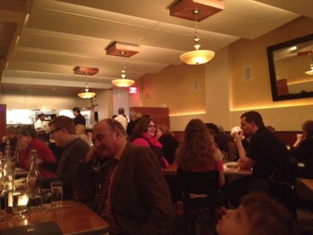 The Majestic, Alexandria, dining room, triadfoodies