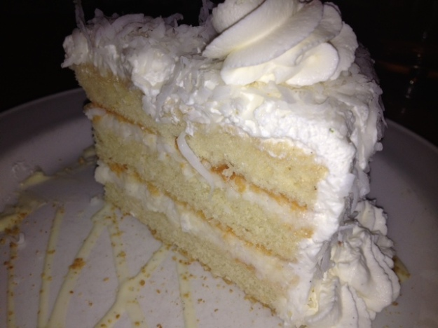 Coconut Cake, The Majestic, Alexandria