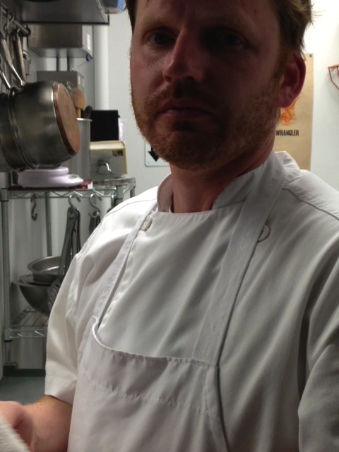 Chef Jeff Farmer