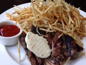Ballpark Steak