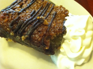 World Coffee Pecan Bar
