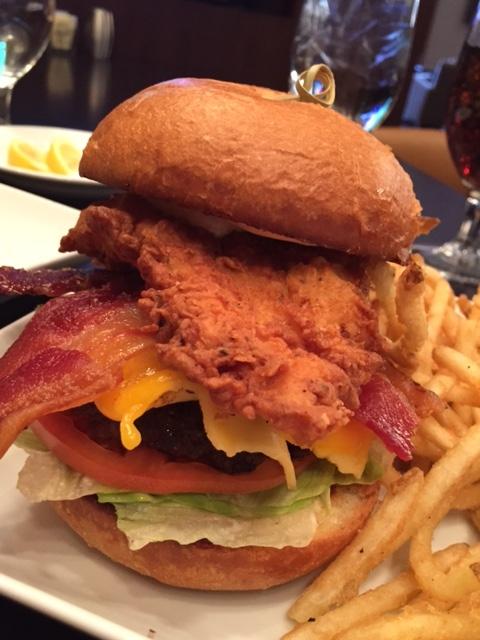 Graze Burger..ain't it a beaut?