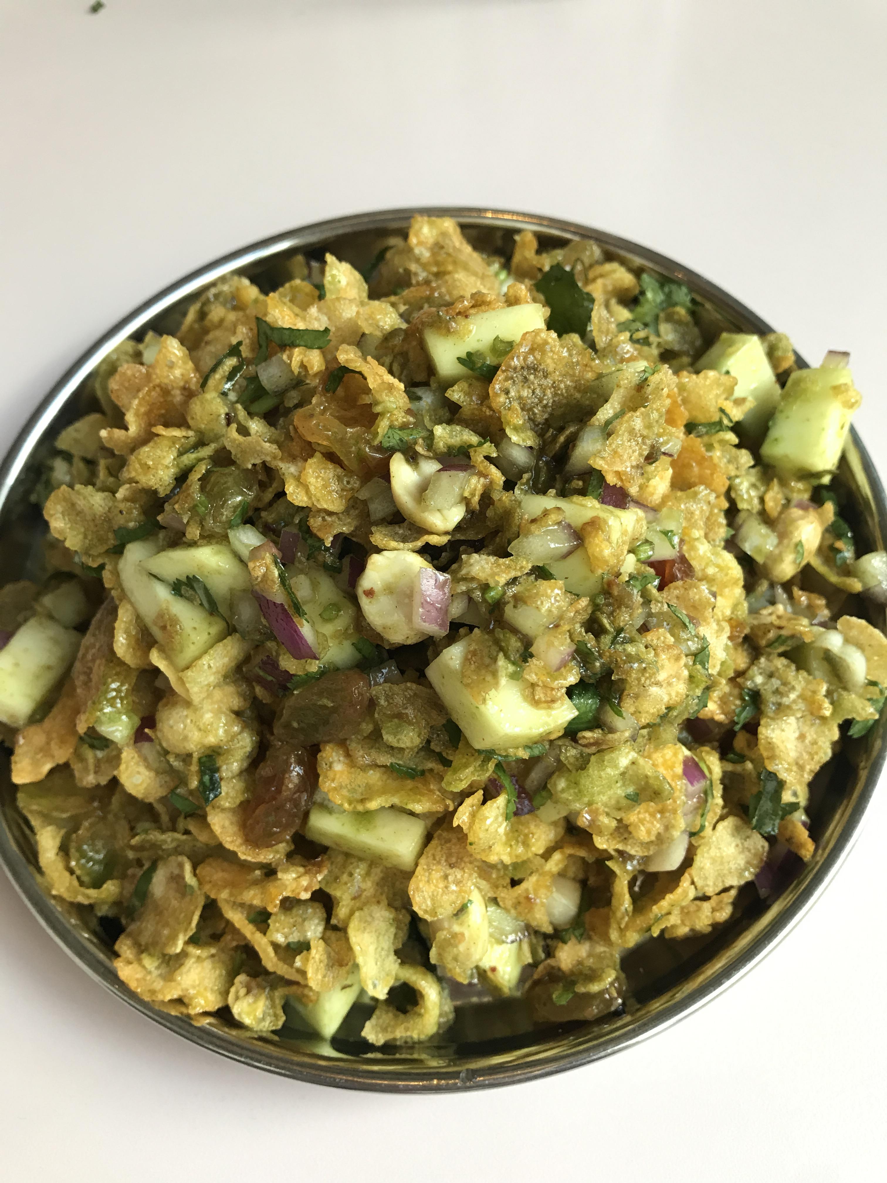 Green Mango Chaat